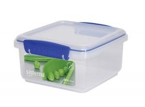 scatola contenitore frigo quadrata sistema