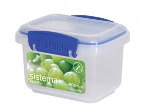 scatola ermetica frigo plastica sisema