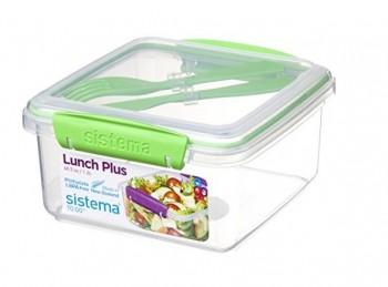 scatola contenitore porta pranzo lunch box sistema