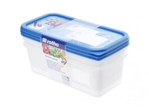 scatola contenitore frigo congelatore rotho