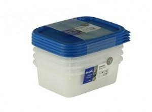 scatola box contenitore per conservare in frigo e congelatore rotho