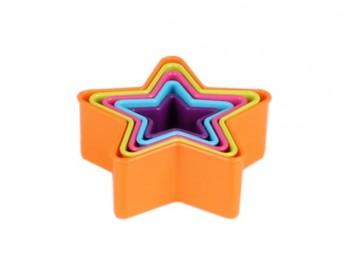 serie coppa pasta taglia pasta in serie forma stella