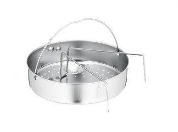 accessorio cottura vapore cestello pentola pressione wmf