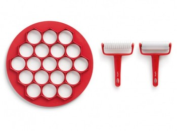 kit stampo mini finger food con rulli lekue