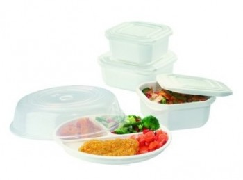 set scatole contenitore cottura microonde westmark