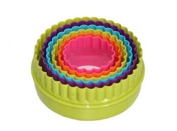 tagliapasta coppa pasta in serie forma rotonda plastica eva