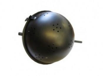 sfera cuoci castagne e nocciole per polentina elettrica ovbc