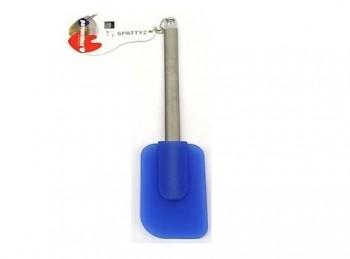 spatola silicone flessibile pulisci ciotole pavoni