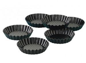stampo mini crostatine tartellette antiaderenti zenker