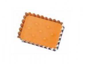 stampo taglia pasta biscotti frollino rettangolare con espulsore