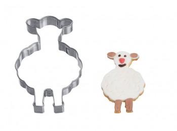 stampino taglia pasta biscotto frollino pecorella