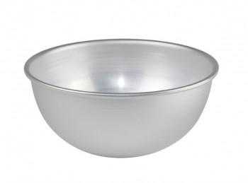 stampo mini zuccotto semi sferico alluminio