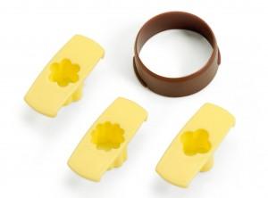 stampo biscotti spitzbub stadter liscio