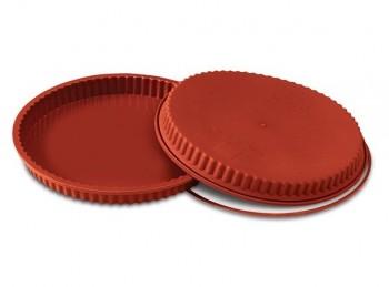 stampo forma in silicone per crostata