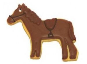stampino forma taglia pasta biscotti frollino cavallo birkmann