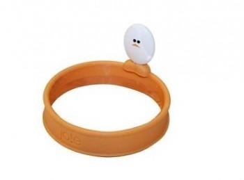stampo forma ad anello tondo per uovo joie