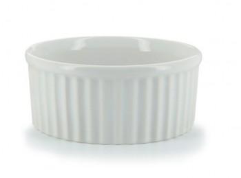 stampo souffle porcellana bianca monoporzione