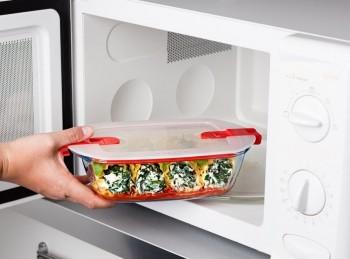 stampo pirofila vetro per forno e microonde