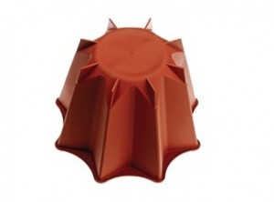 stampo dolce natale pandoro silicone paderno