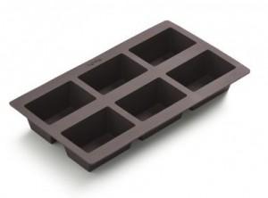 stampo mini pagnotte plum cake silicone lekue