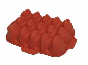 stampo forma silicone semifreddo gelato silikomart