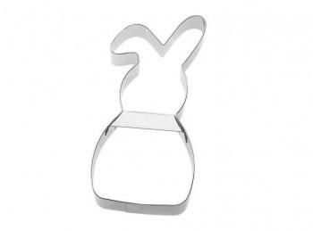 stampo maxi biscotto forma coniglio pasqua