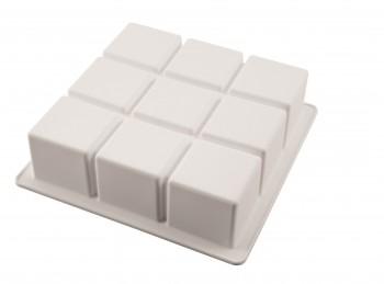 stampo tortiera silicone torta cubotto silikomart