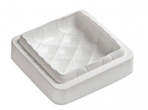 stampo tortiera silicone materasso silikomart