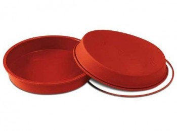 stampo torta dolce tortiera silicone silikomart