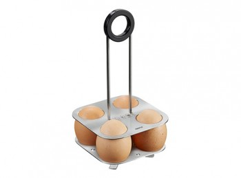 supporto stand cuoci uova in pentola gefu