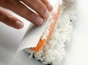 tappetino sushi silicone lekue