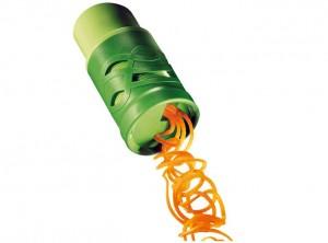 taglia decora verdura spaghetti betty bossi twister