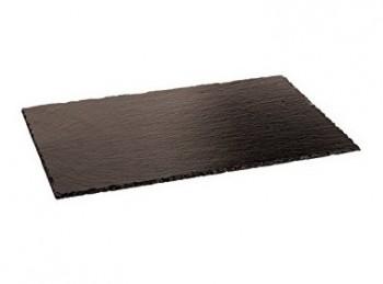 piatto vassoio rettangolare tagliere in pietra ardesia