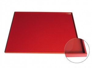 tappeto silicone rotolo con bordo silikomart
