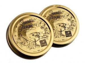 tappo capsula barattolo quattro stagioni bormioli  marmellate