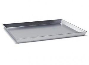 teglia forno pizza rettangolare alluminio