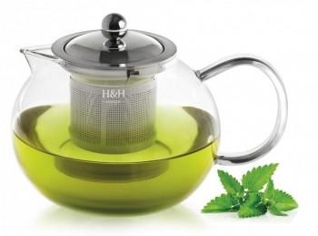 theiera vetro per infusi di frutta e erbe con filtro inox microforato