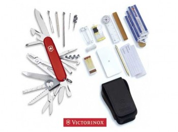 coltello temperino svizzero multiuso kit soccorso 1.8810