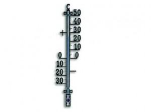 termometro casa ambiente metallo tfa