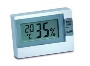 termometro digitale igrometro per ambiente tfa