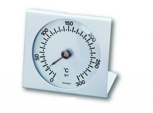 termometro forno in metallo tfa