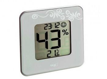 termometro ambiente con igrometro umidità tfa