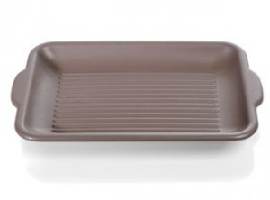 bistecchiera ceramica gres rettangolare topgres