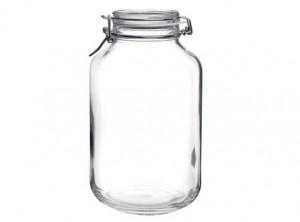 vaso barattolo vetro ermetico fido bormioli 4000