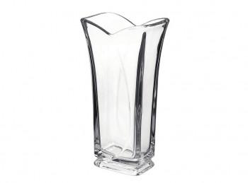 vaso porta fiori in vetro trasparente bormioli vinciana