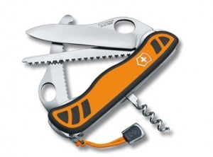 coltello temperino multiuso victorinox hunter orange