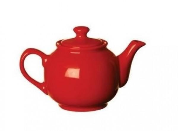 colore: cachi Teiera in porcellana Viva Scandinavia 9101137 1 litro con coperchio in silicone 20,5 x 14,5 x 15 cm