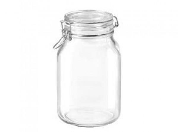 Barattolo vetro ermetico fido cc 2000 casalinghi shop for Vasi ermetici vetro